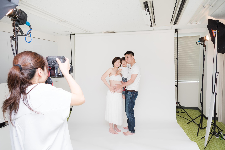 産院出張撮影会(MaternityPhoto)