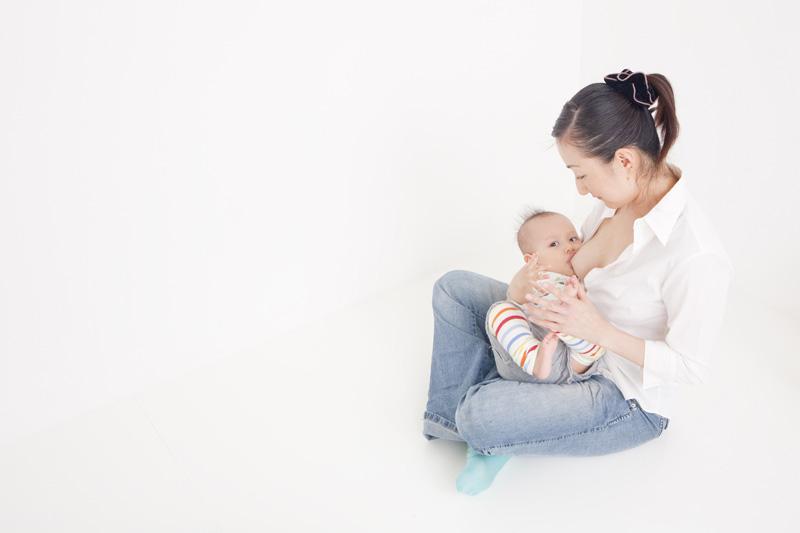 母乳について